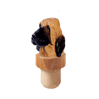 Bloodhound Head Cork