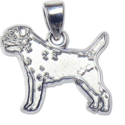 Border Terrier Charm Jewelry