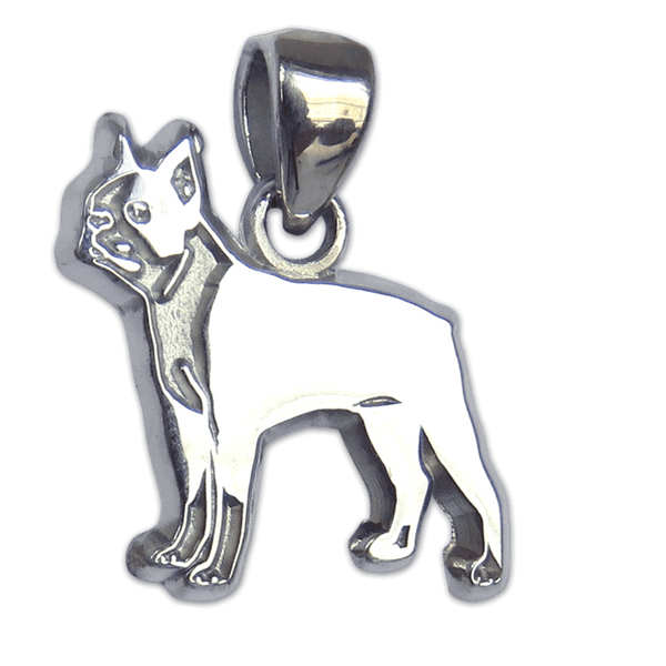Boston Terrier Charm Jewelry