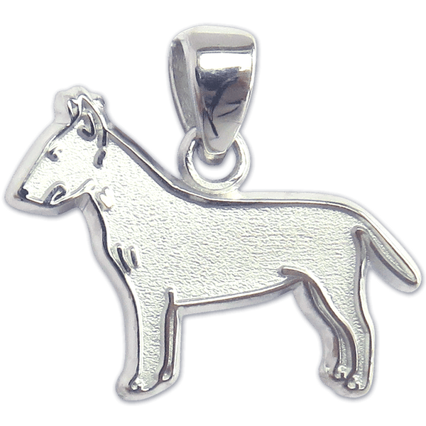 Bull Terrier Charm Jewelry