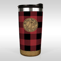 """Be Your Own Dog"" Travel Mug"