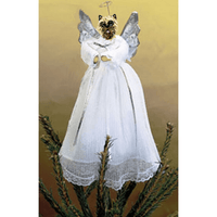 Cairn Terrier Treetop Angel