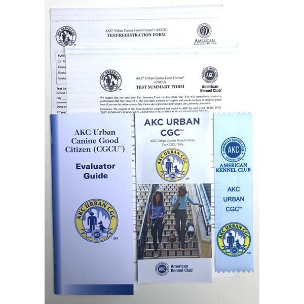 AKC Urban CGC Test Kits
