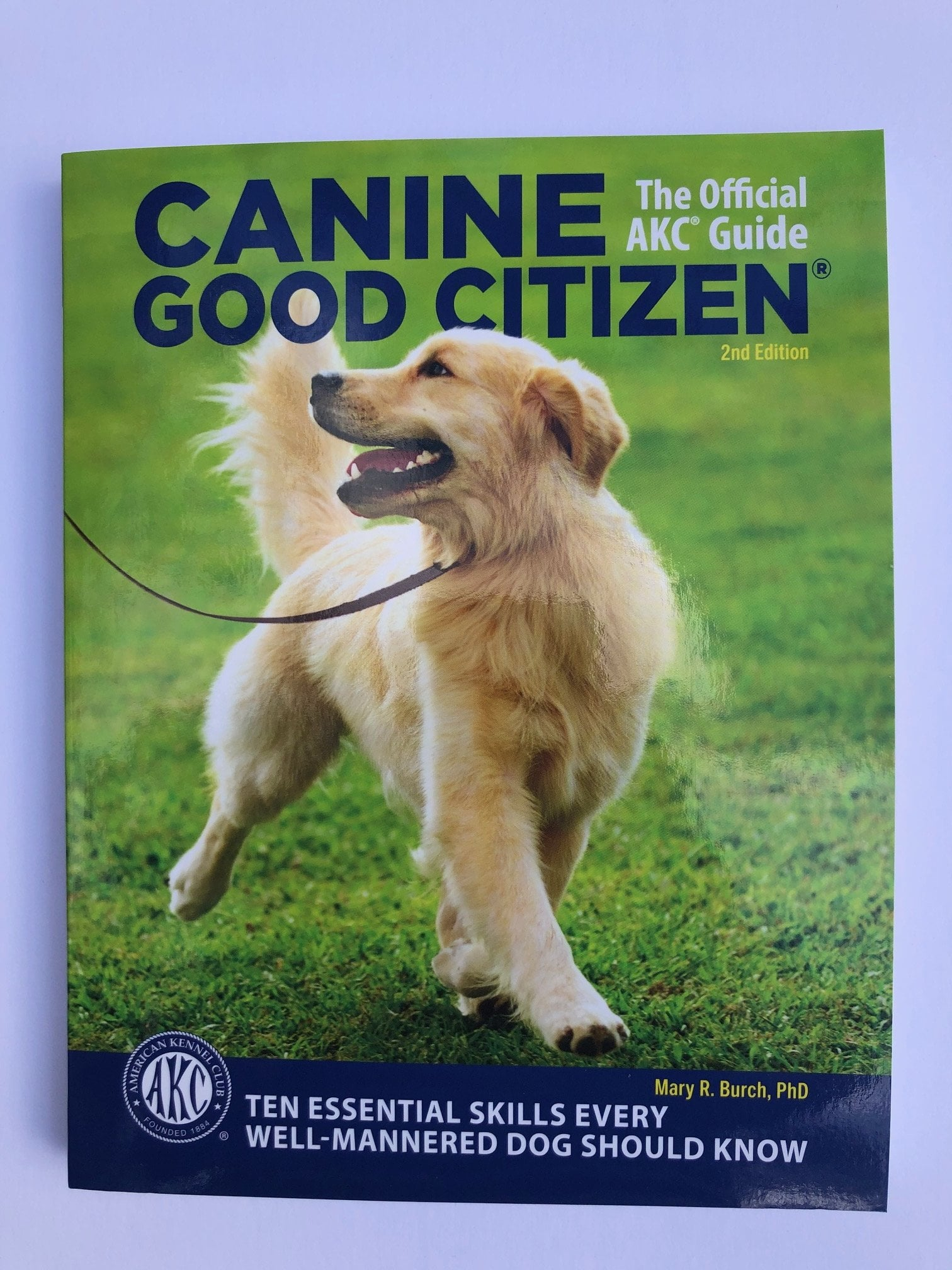 Canine Good Citizen - ISBN 978-159378644-1, Paperback, 2nd Edition image