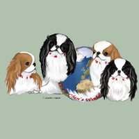 Japanese Chin's World Box