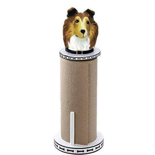 Collie, Rough, Paper Towel Holder