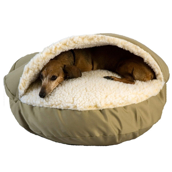 Cozy Cave Dog Bed