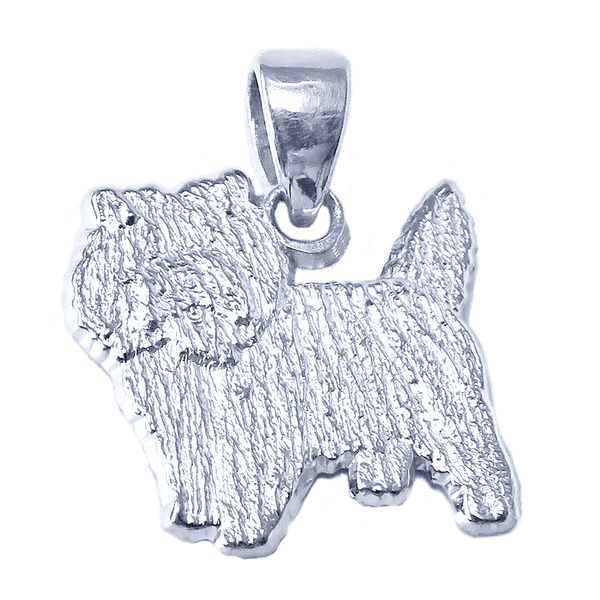 Cairn Terrier Charm Jewelry