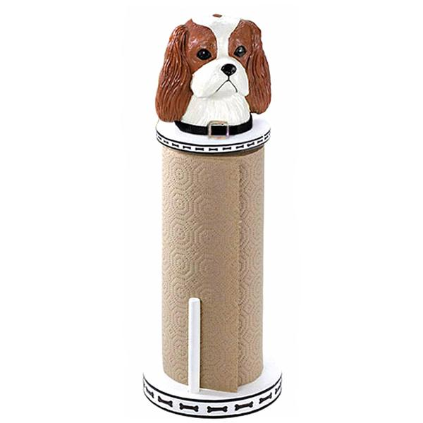 Cavalier King Charles Spaniel Paper Towel Holder