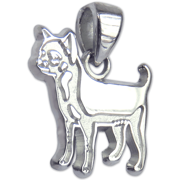 Chihuahua, Smooth, Pendant