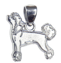 Chinese Crested Pendant