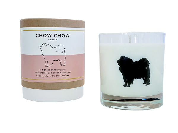 Chow Chow Candle