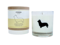 Pembroke Welsh Corgi Candle
