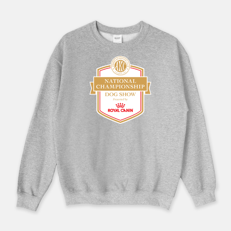 AKC National Championship 20th Anniversary Crew Neck Sweatshirt