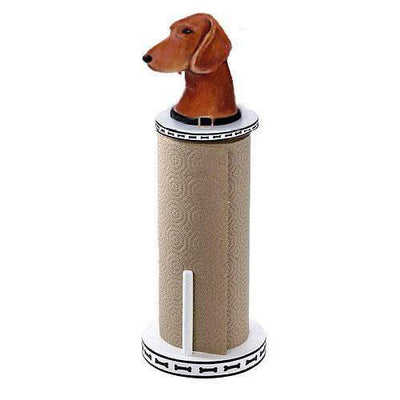 Dachshund (Smooth), Paper Towel Holder