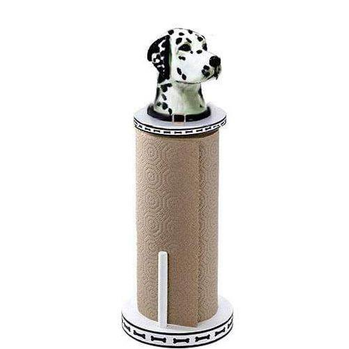 Dalmatian Paper Towel Holder