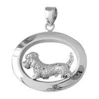 Dandie Dinmont Terrier Oval Jewelry