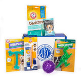 Dental Hygiene Dog Gift Box