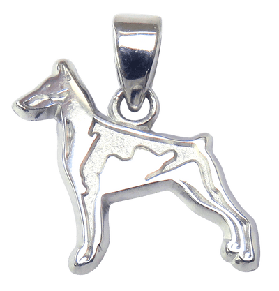 Doberman Pinscher Charm Jewelry