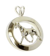 Doberman Pinscher Oval Jewelry
