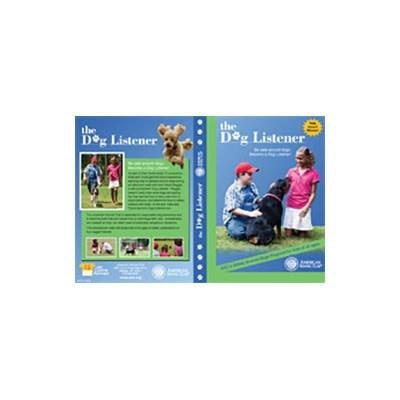 The Dog Listener DVD & Activity Booklet