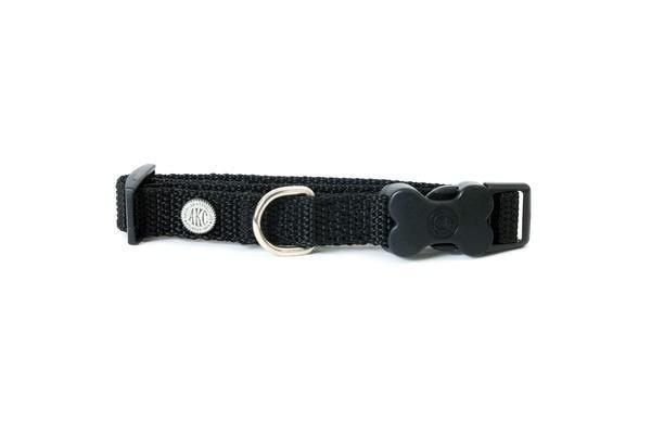 AKC Adjustable Nylon Dog Collar
