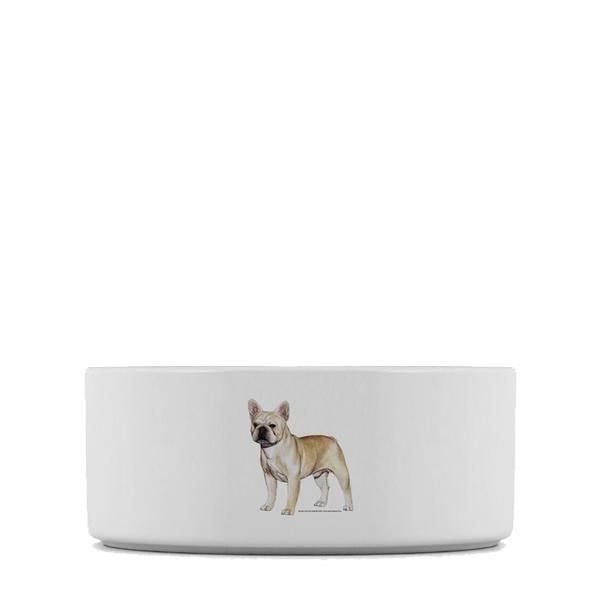 French Bulldog Dog Bowl