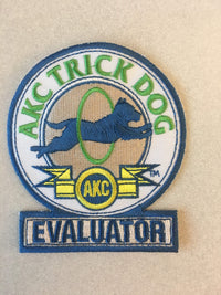 Trick Dog Evaluator Patch