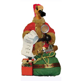 Great Dane Toy List Santa Statue