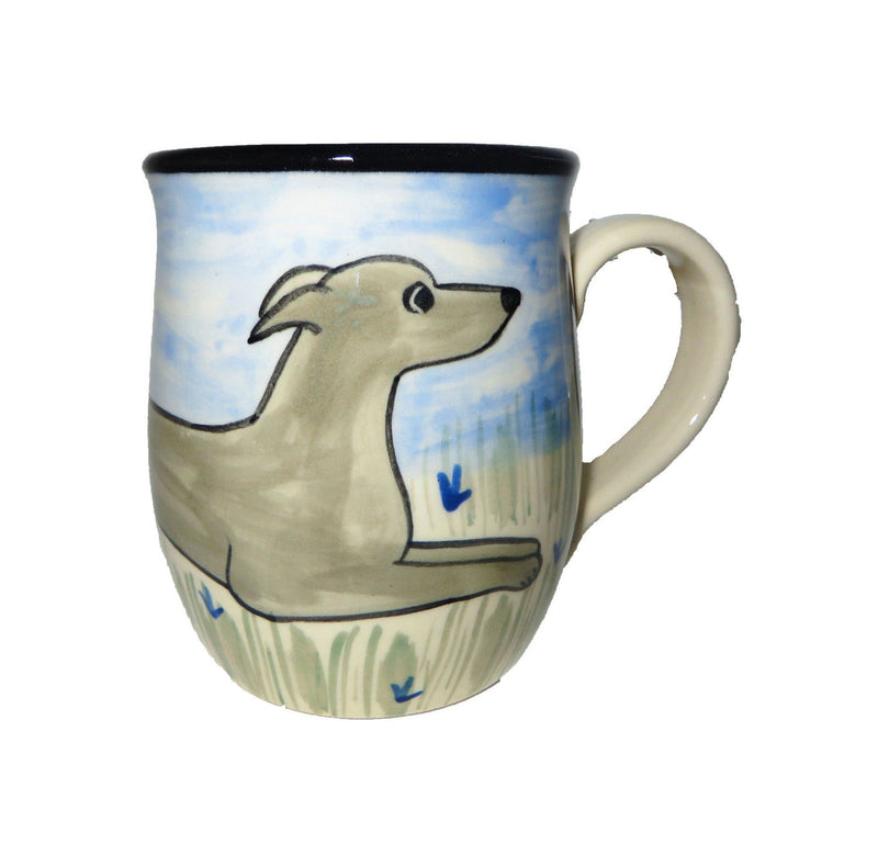 Greyhound Ceramic Mug