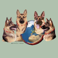 German Shepherd's World Box