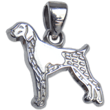 German Shorthaired Pointer Charm Jewelry