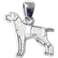 German Wirehaired Pointer Charm Jewelry