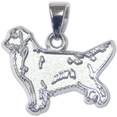 Golden Retriever Charm Jewelry