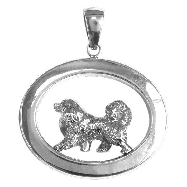 Great Pyrenees Oval Jewelry