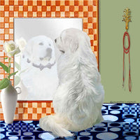 Great Pyrenees Memory Box
