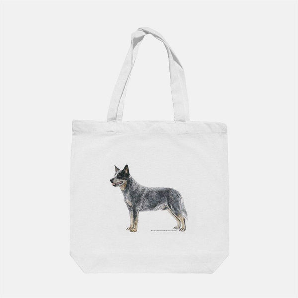 Australian Cattle Dog Tote Bag