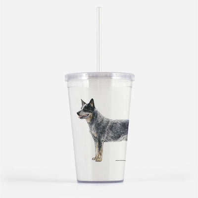 Australian Cattle Dog Beverage Tumbler