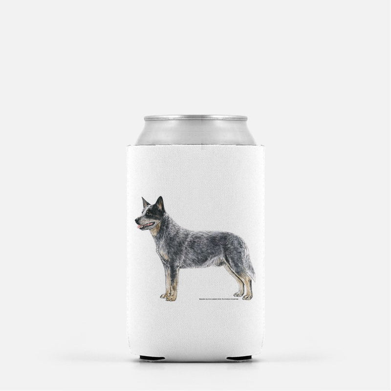 Australian Cattle Dog Koozie