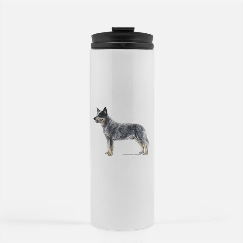 Australian Cattle Dog Thermal Tumbler