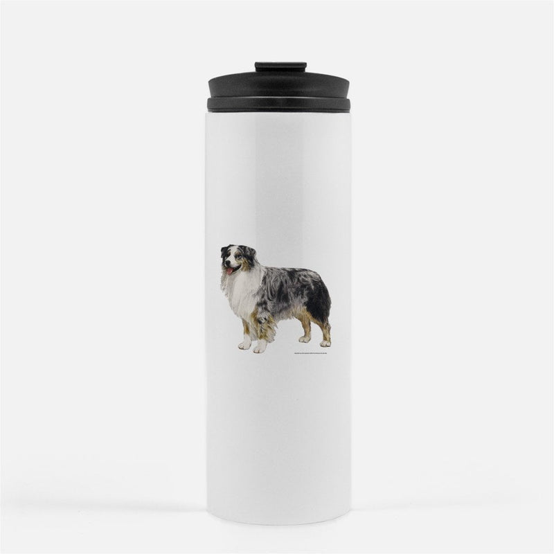 Australian Shepherd Thermal Tumbler