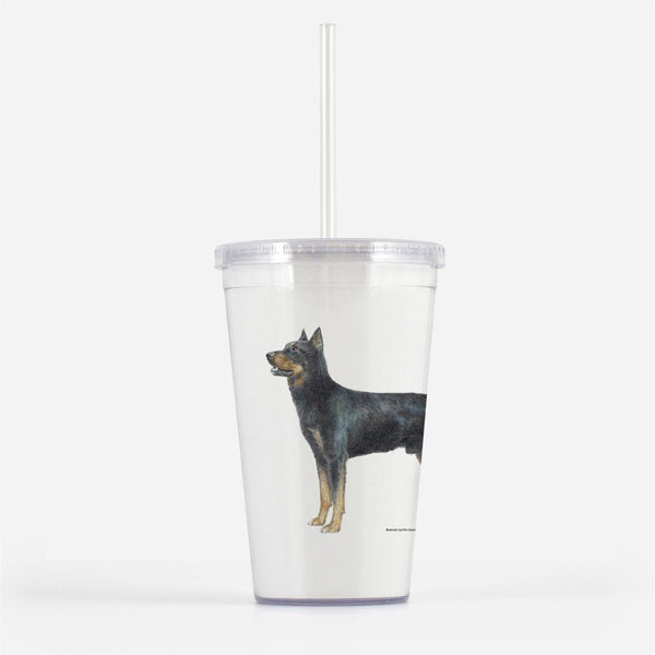 Beauceron Beverage Tumbler