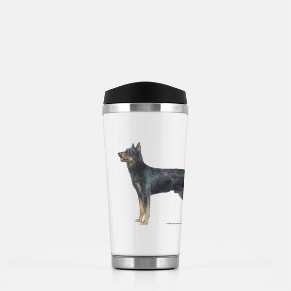 Beauceron Travel Mug