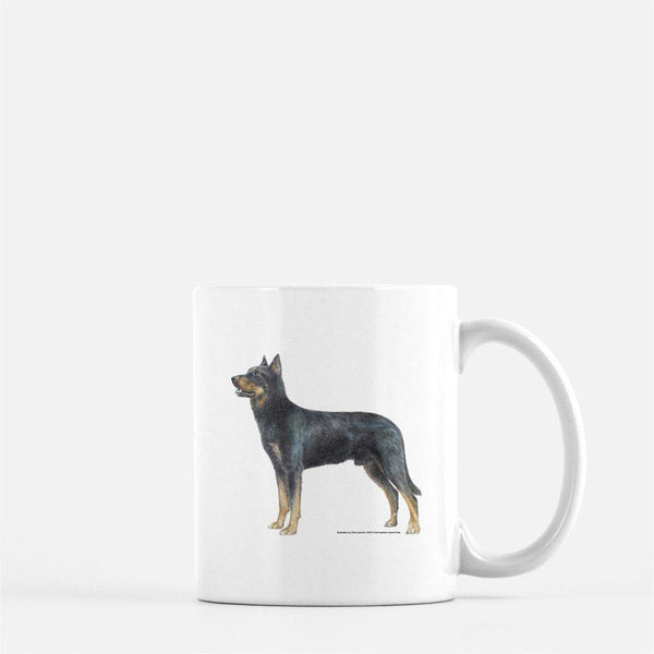 Beauceron Coffee Mug