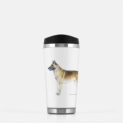 Belgian Malinois Travel Mug