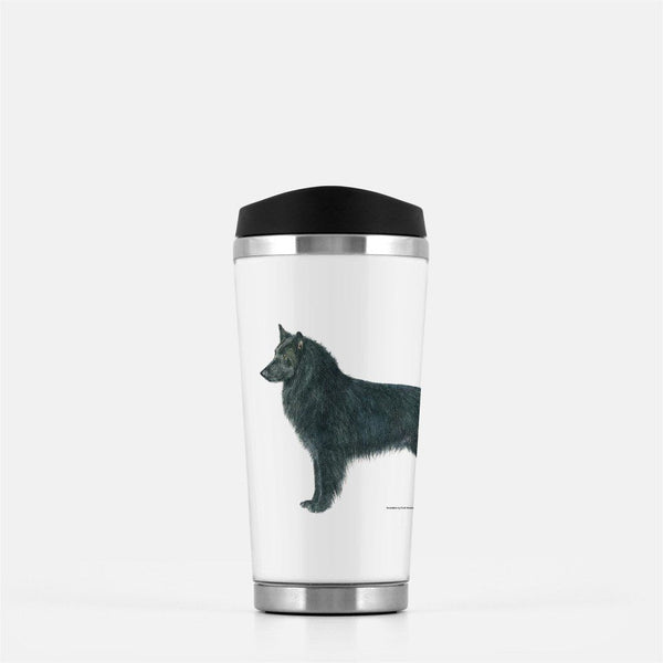Belgian Sheepdog Travel Mug