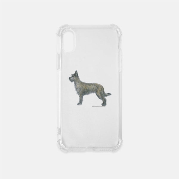 Berger Picard Clear Phone Case