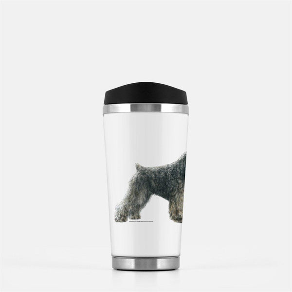 Bouvier des Flandres Travel Mug