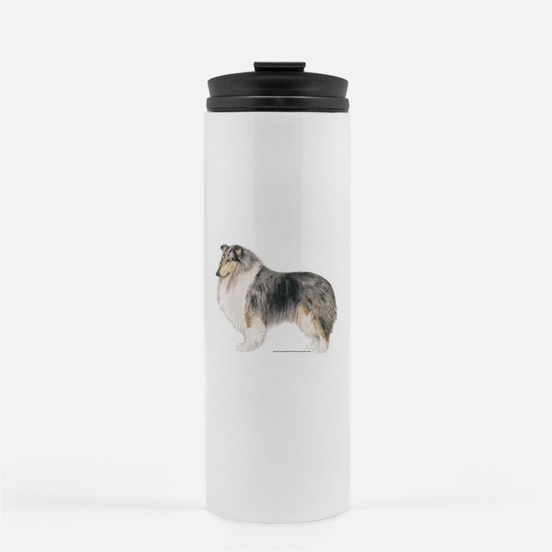 Collie, Rough, Thermal Tumbler