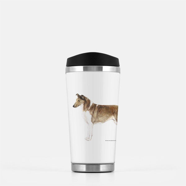 Smooth Collie Travel Mug